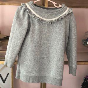 Gap Grey Sweatshirt